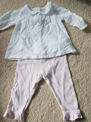 baby girls 2 piece outfit from NEXT upto 3months