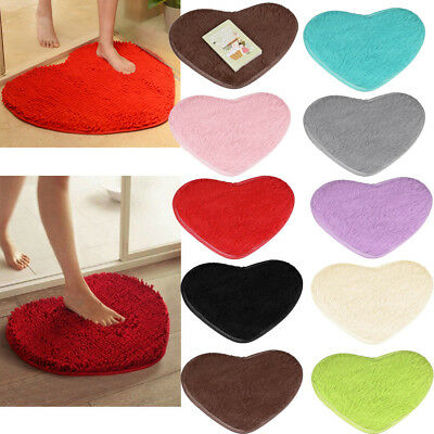 Home Decor Soft Bath Bedroom Floor Shower Rugs Yoga Plush Round Mat Rug Non-slip