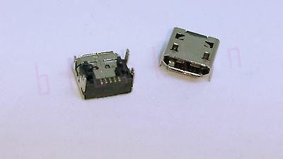 Sony SRS-X3 Bluetooth Speaker Micro USB Charging Port Connector