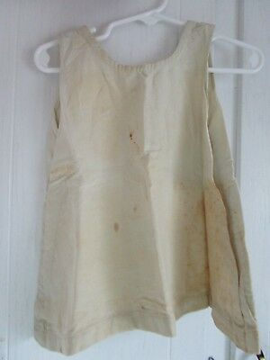 Antique Victorian Edwardian 1900 Childs Baby CLOTHES GARMENT ESTATE FIND 6