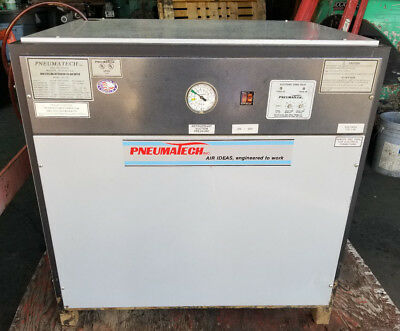 Pneumatech AD-100 115V Non-Cycling Refrigerated Air Dryer 100 SCFM