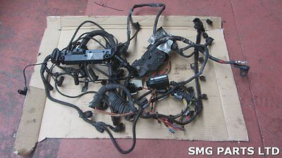 Bmw E65 E66 7 Series 730D Engine Wiring Loom Harness