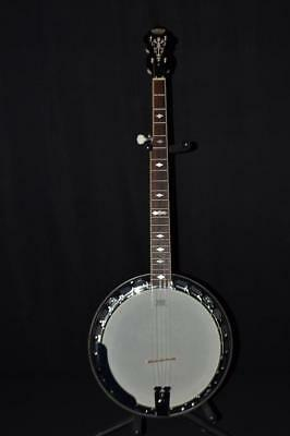GRETSCH G9400 BROADKASTER DELUXE 5 STRING BANJO, Int'l Buyers Welcome