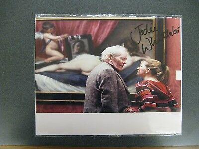 Jodie Whittaker New Doctor Who Autographed Signed Photo From Movie Venus