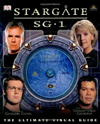 Stargate SG1 the Ultimate Guide by Ritter, Kathleen Hardback Book The Cheap Fast