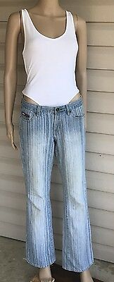 Retro Tommy Hilfiger Blue Jeans 1990s Free Shipping