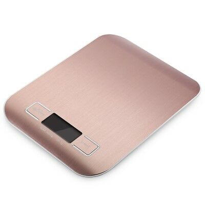 Stainless Steel Electric Digital Kitchen Scale Food Diet Cooking Tool Weighing