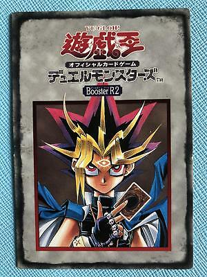 Very Rare JAPAN yu-gi-oh YUGIOH rule card bandai 1998 F/S