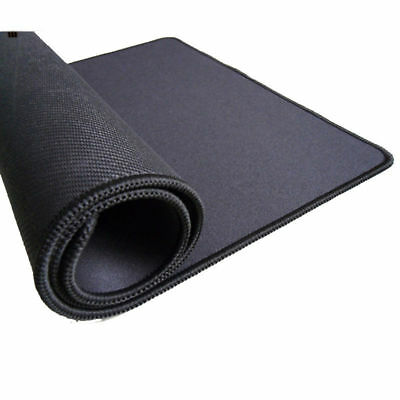 Extra Large XL Gaming Mouse Pad Mat PC Laptop Macbook Anti-Slip 60cm*30cm Black