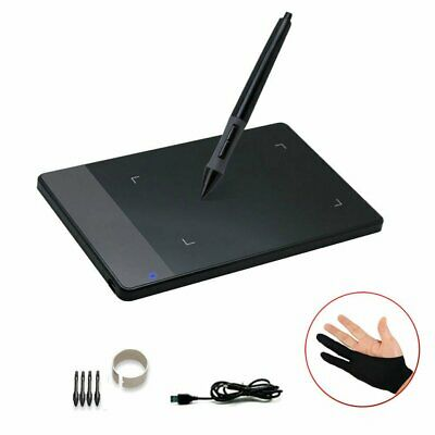 Huion 420 USB Digital Touchpad Grafik-Tablet Grafiktablett 4000LPI Signature Pad