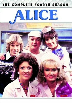 ALICE THE COMPLETE FOURTH SEASON 4 New Sealed 3 DVD Set