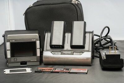 PHASE ONE H101 P30+ medium format digital back for Hasselblad H system (Extras)