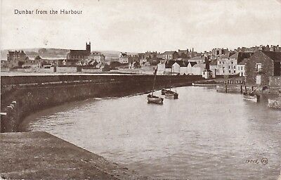 View From The Harbour, DUNBAR, East Lothian