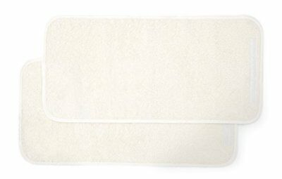 Mamas & Papas Baby Changing Mattress Liners, Cream, Pack of 2, Nappy Changing