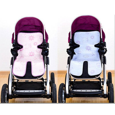 2018 Slippery Soft for Baby Carriage Seat Pad Protector Keep Cool