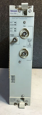Tektronix TLA7D1 2-Channel DSO Module With DRT Acquisition, 500MHz, 2.5GS/s