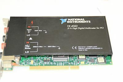 Used Tested National Instruments Ni PCI-4060 PCI4060 Card