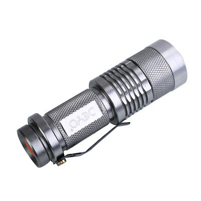 4W Portable Handheld LED Cold Light Source 400lm Metal Fit For Endoscope