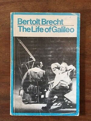 essays on the play galileo by bertolt brecht Critical essays cover brecht's the threepenny opera, mother courage and her  children, the good woman of sezuan, galileo, and the caucasian chalk circle   harold bloom infobase publishing, 2009 - german drama - 99 pages.
