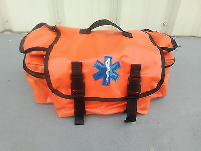 Emt Response Medical Rescue Bag First Aid Kit Prepping Hunting Camping Fishing