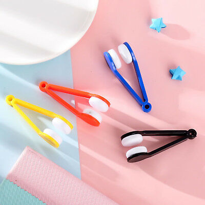 20pcs Lens Microfibre Cleaner Glasses Spectacles Eyeglasses Cleaning Cloth Tool