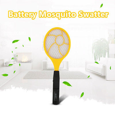 2018 Practical Handheld Wasp Bug Zappers Insect Reject Pest Repeller Red Blue