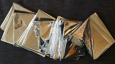 Christmas stocking filler xmas Thermal Foil Blanket Sensory Camping First Aid
