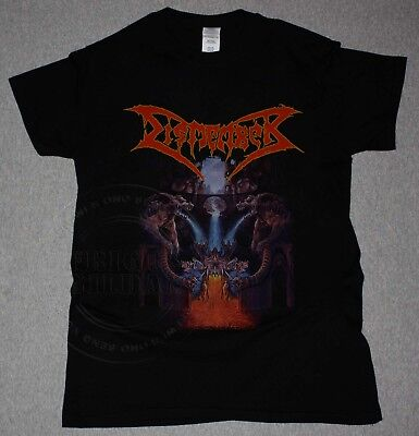 VTG 90's Dismember Like an Everflowing Stream 1991 album t-shirt reprint mayhem