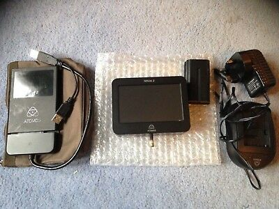 Atomos Ninja 2 HDMI Recorder- Recently Serviced, excellent condition.