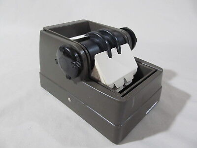 Rolodex Mini Rotary R2G A-Z With Blank Address Card Flip File Sytem Roll Top