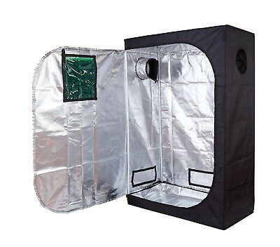 36''x20''x63'' Grow Tent Room w/ Observation Window for Indoor Plant Growing