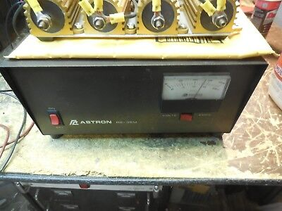 ASTRON RS-35M 35 Amp Peak Power Supply *Works* - $229.00 ... on astron capacitors, astron rs-35a schematic, antenna tuner schematic, balun schematic, astron 50 schematic, cde ham 3 schematic, astron rs-12a schematic, astron 35m board,