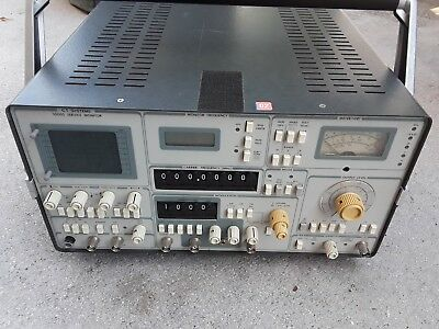 ct systems 3000s communication service monitor