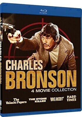 Charles Bronson: 4 Movie Collection [New Blu-ray] 2 Pack