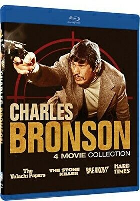 Charles Bronson Collection Blu-ray