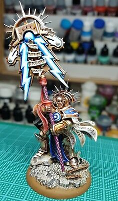 Stormcast Eternals Knight Vexillor pro painted