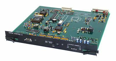 NVision EM0127-02-A0(Custom) Matrix Controll II Card For NV3128 Routing Switcher