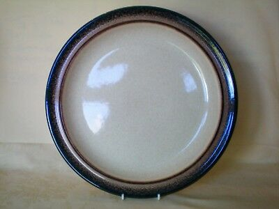 Denby Sahara Large Round Gourmet Serving Plate Platter Charger Excellent Cond(A)