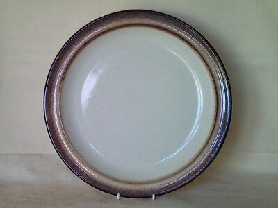 Denby Sahara Large Round Gourmet Serving Plate Platter Charger Excellent Cond(B)