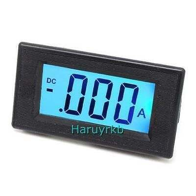 DC ±100A Digital LCD Ammeter /amp Meter Monitor battery Charge Discharge DC 12V