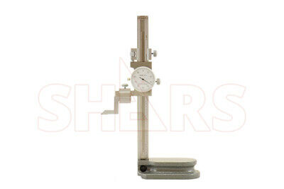 """SHARS 12"""" Dial Height Gage NEW"""