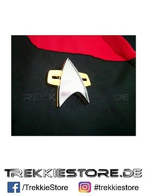 Kommunikator, Communicator, Star Trek Kommunikator, Voyager, DS9, Badge