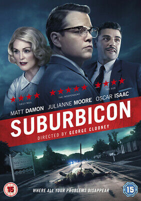 Suburbicon DVD (2018) Matt Damon