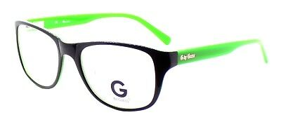 83fa0363e0 G by Guess GGA204 BLKGRN Men s ASIAN FIT Eyeglasses Frames 54-19-140 Black