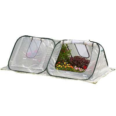 Flowerhouse FHSH200 3-feet Portable Starterhouse Greenhouse