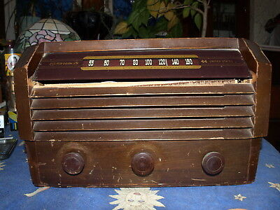 Rca 56x3 15x vintage radio rc 1011 working restored pro re cap re rca 56x3 15x vintage radio rc 1011 working restored pro re cap re publicscrutiny Image collections