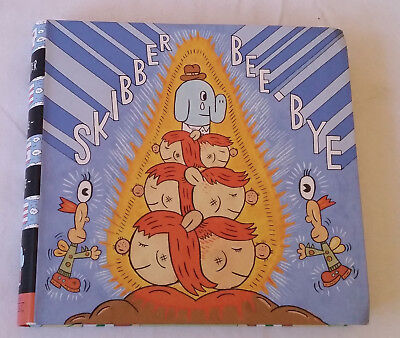 Skibber Bee-Bye - Ron Rege Jr. Comic Graphic Novel Drawn and Quarterly