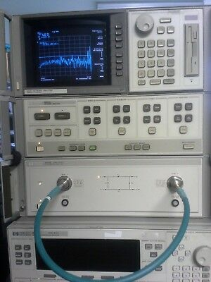 50GHz Vector Network Analyzer HP8510C TESTED with HP8517B Test Set