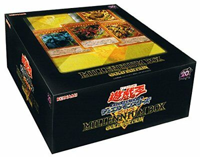 Card_game Yu-Gi-Oh! OCG Duel Monsters MILLENNIUM BOX GOLD EDITION MA