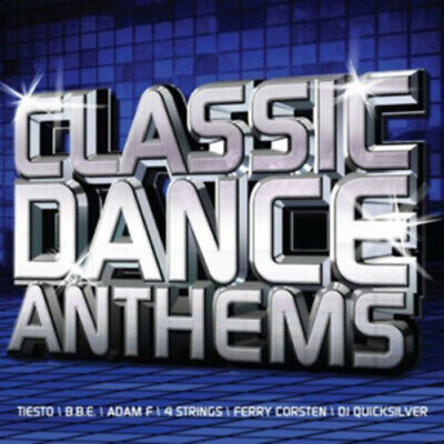Various Artists : Classic Dance Anthems CD (2011)